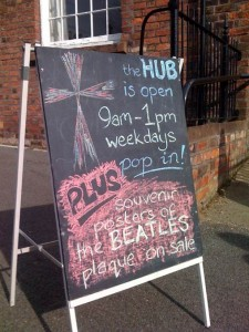 Hub open
