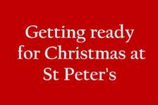 Christmas Prep
