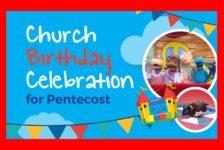 Pentecost Party Website
