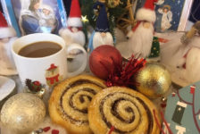 crafty christmas cafe